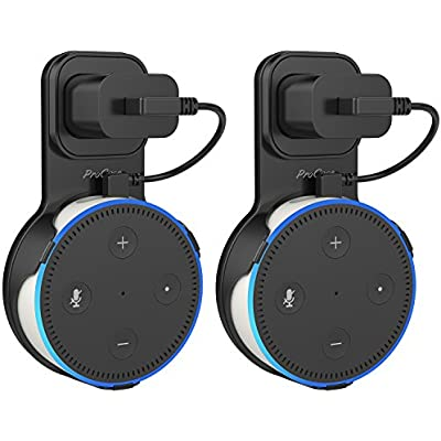 procase-amazon-echo-dot-wall-mount