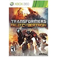 Activision Blizzard 84338 Transformers Fall of Cybertron for Xbox360 - NEW - Retail - 84338