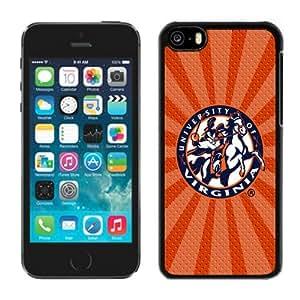NCAA ACC Atlantic Coast Conference Virginia Cavaliers 5_iPhone 5C Case Cover