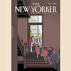 The New Yorker, January 7th 2013 (Adam Green, Lauren Collins, Hendrik Hertzberg)