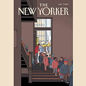 The New Yorker, January 7th 2013 (Adam Green, Lauren Collins, Hendrik Hertzberg) Periodical