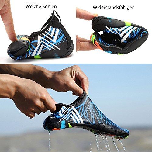 Unisex LeKuni de de Agua Zapatos Nataci BPPHq4r