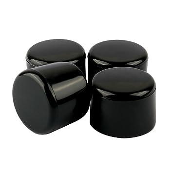 Sourcingmap - Tapas de pata de PVC para patas de 25 mm de ...