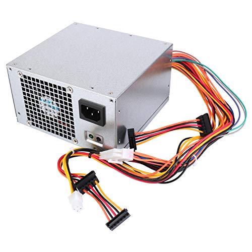 Li-SUN 300W Power Supply Replacement for Dell Optiplex 7010 9010/ Inspiron 3847 519 530 537 540 541 545 560 580 620 660/ Studio 540 545/ Precision T1500 T6100 T1650/ Vostro 201 230 260 270 410 420 430