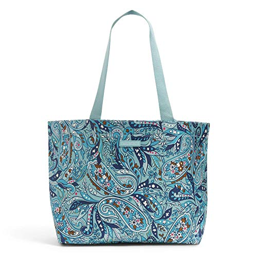 Vera Bradley Lighten Up Drawstring Family Tote, Daisy Paisley