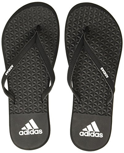 Adidas Tongs White core Black Eezay core 0 Multicolore Soft Black footwear Femme W 1q4tqSx