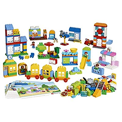 Our Town Set for Role Play by LEGO Education DUPLO: Industrial & Scientific