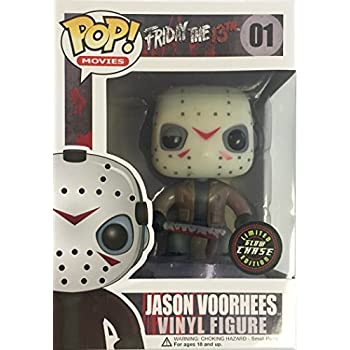 Amazon Com Funko Pop Movies Friday The 13th Jason