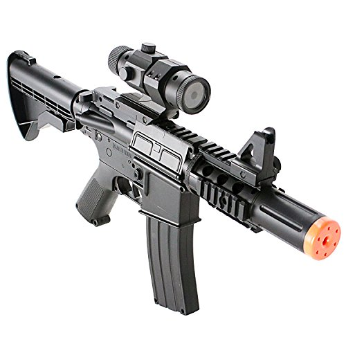 Full Auto Machine Gun - New Generation KP5 CM023 Heavy Airsoft Gun Full Size Electric Power Fully Loaded
