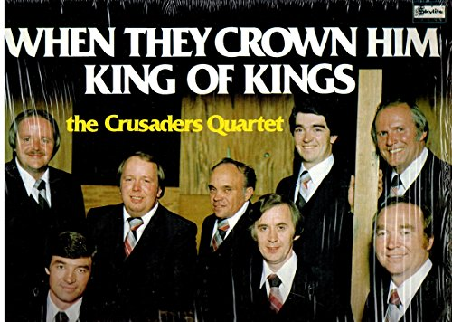 King Crown Him (When They Crown Him King of Kings - Christian Music - Vinyl LP Record)
