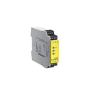 Wieland sna40 43 km de a (24771) Seguridad Relé 24 V AC/DC 000024771 3 freigaben, 1 Detector: Amazon.es: Electrónica