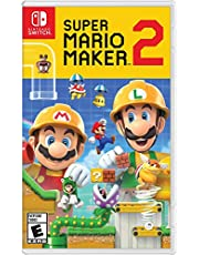 Nintendo HAC-P-BAAQA Super Mario Maker 2, Nintendo Switch