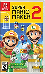 Mario fans of the world, unite! Now you can play, create, and share the side-scrolling Super Mario courses of your dreams in the Super Mario Maker 2 game, available exclusively on the Nintendo Switch system! Dive into the single-player Story Mode and...