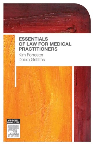 Download Essentials of Law for Medical Practitioners Pdf