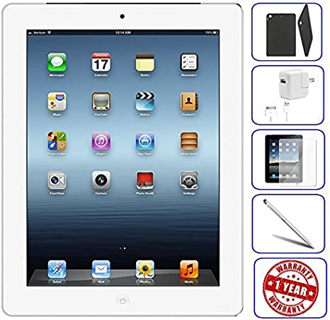 Amazon.com: Apple iPad 4 16 GB, 32 GB, 64 GB – Wifi, negro ...