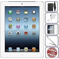 Apple iPad 2 Tablet 16GB WIFi, Black 2nd Generacion reacondicionado certificado