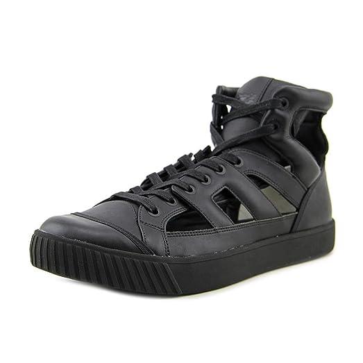 asics tiger shoes black