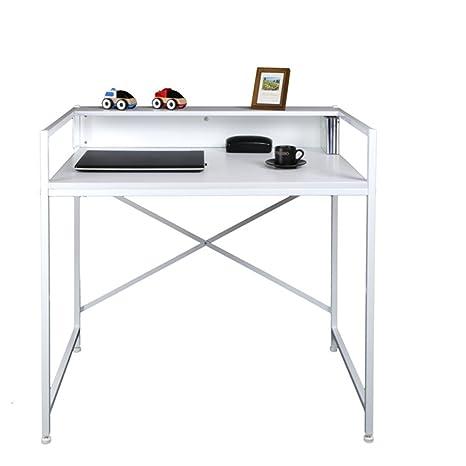 ZXQZ Mesa de Escritorio Plegable Mesa de Escritorio Plegable ...