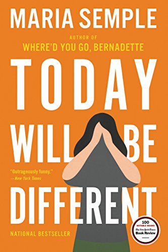 Image result for today will be different book