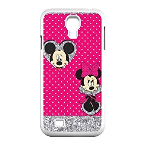 samsung s4 9500 phone case White minnie mouse TPP9670067