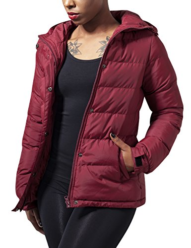Jacket Classics Rouge Blouson Femme Urban Burgundy Ladies Bubble g6wqdAt
