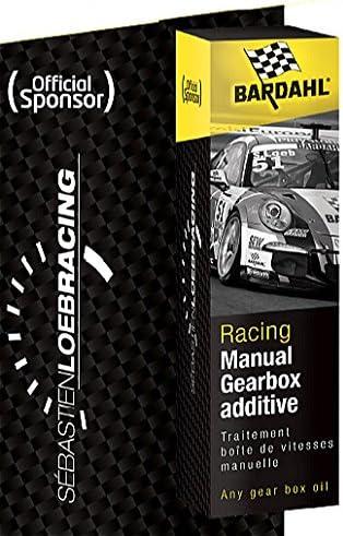 6 x BARDAHL 13105 Racing Manual caja de cambios aditivo 150 ml.: Amazon.es: Coche y moto