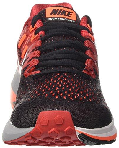 Orange Zoom Corsa Uomo Nero Air Hyper Scarpe University Structure Red Nike White 20 da Black w6xYfqp5p