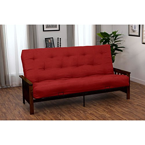 Metro Shop Provo Queen-size with Inner Spring Futon Sofa Sleeper Bed