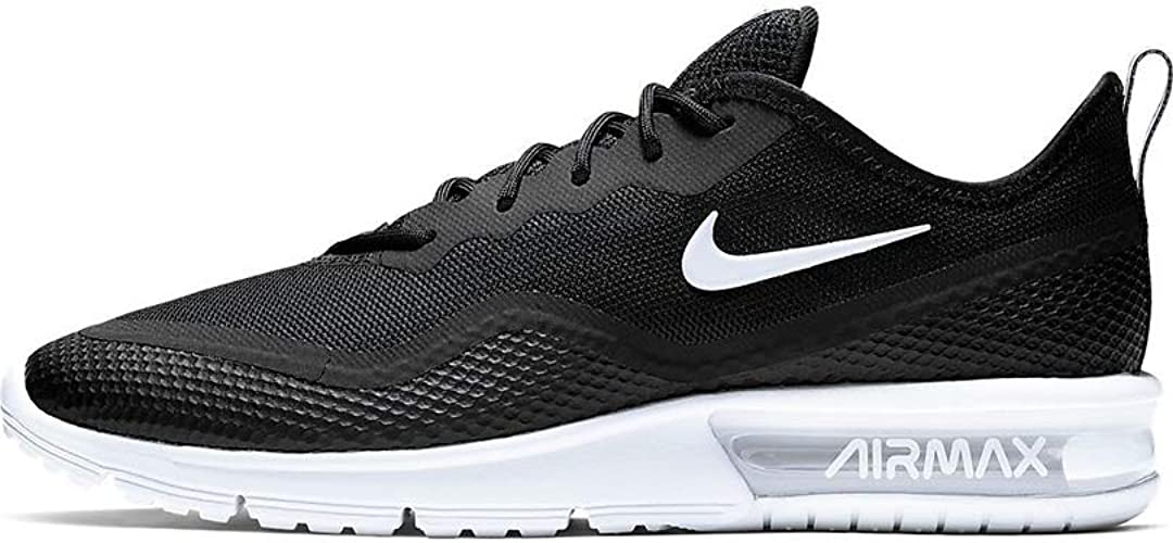 Amazon.com: Nike Air Max Sequent 4.5 BQ8822-001, Multicolor ...