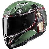 HJC XF-10-0803-1534-08 RPHA-11 Pro Star Wars Boba Fett Helmet (MC-4F, XX-Large)