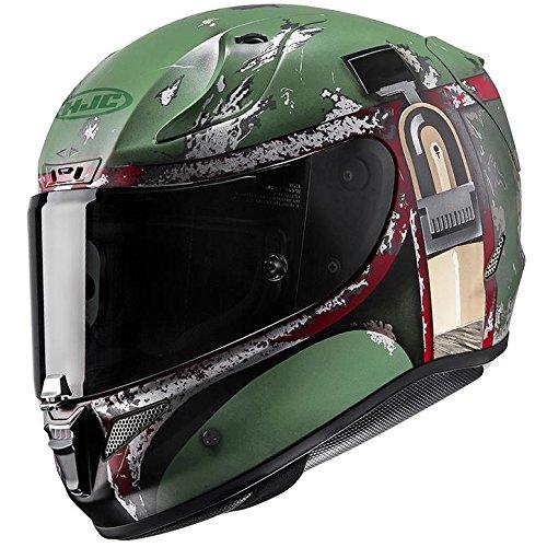Boba Fett Motorcycle Helmet - 3