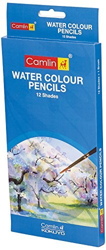 Camel Water Color Pencil - 12 Shades by Camel