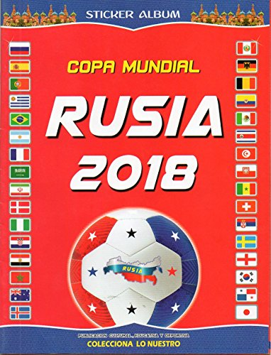 480 Stickers Peruvian Album Futbol FOOTBALL FIFA WORLD CUP RUSSIA 2018 Complete Set
