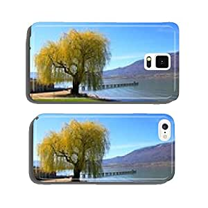 Lake Bourget, Savoie cell phone cover case Samsung S6