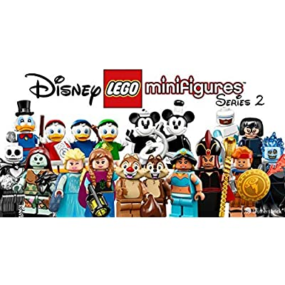 LEGO Disney Series 2 Collectible Minifigure Series - Complete Set of 18 (71024): Toys & Games