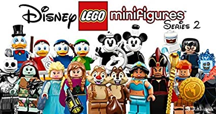 Original Lego Disney Series 2 Mini Figure Dale New