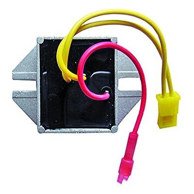 DZE 2324 Voltage Regulator Replaces Briggs and Stratton John Deere #393374 #394890 #691185 #MIU12514