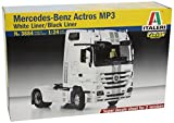 Italeri - I3884 - Maquette - Camion - Mercedes Actros Mp3
