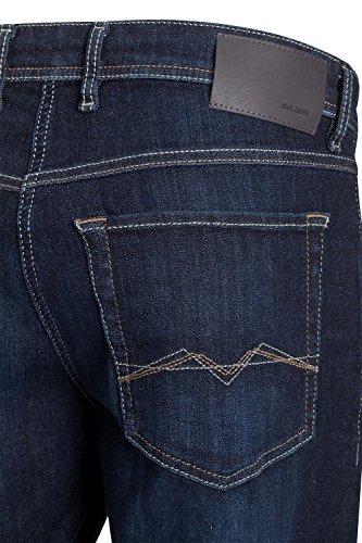 Jeans Wash A Dritta Macflexx H736 Blau Uomo Amc rinsed Gamba 8xw5HAna