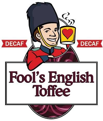 (The Coffee Fool Fool's Whole Bean, Whole Bean, Decaf English Toffee, 12 Ounce)