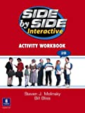 Side by Side 2 DVD 2B and Interactive Workbook 2B, Steven J. Molinsky, Bill Bliss, 0135046491