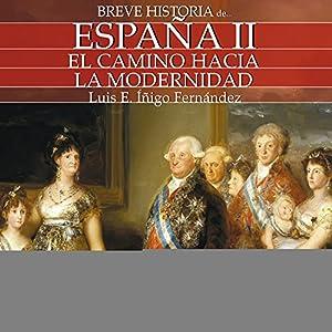 Breve historia de España II Audiobook