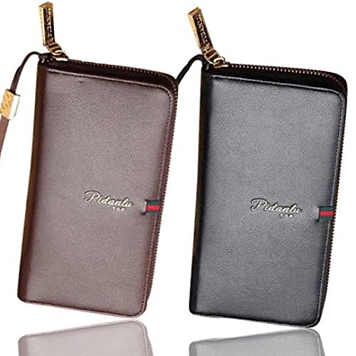 New Credit Card Holder Wallet Organizer For Women And Men With Leather Business iPhone Case Multifunction Protector Blocking For Travel Security