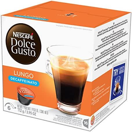 Coffee Pods: Dolce Gusto
