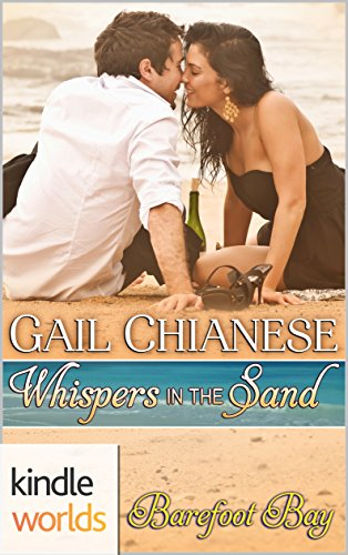 book cover of Barefoot Bay: Whispers in the Sand