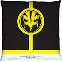Mighty Morphin Power Rangers TV Series White Ranger Throw Pillow