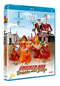 Chicken run - Evasión en la Granja [Blu-ray]