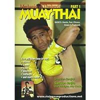 Mechanics of Thailand's Muay Thai: Basics Part 1