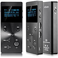 DEESEE(TM) XDUOO X3 HIFI MP3 Music Player Lossless Music Player with HD OLED Screen Support APE FLAC ALAC WAV WMA OGG MP3