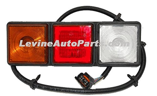 One Truck-Lite Rubbolite 8002 Truck Stop Turn Tail Backup Lamp Module 12V GMC GM